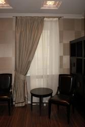 простые шторы на окна