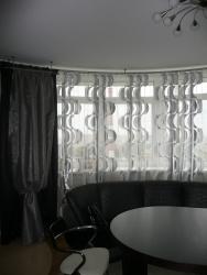 шторы на кулиске