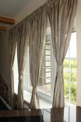 шторы с тесьмой